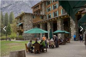 AAA Docks Diamond From Yosemite'S Ahwahnee Hotel Rating
