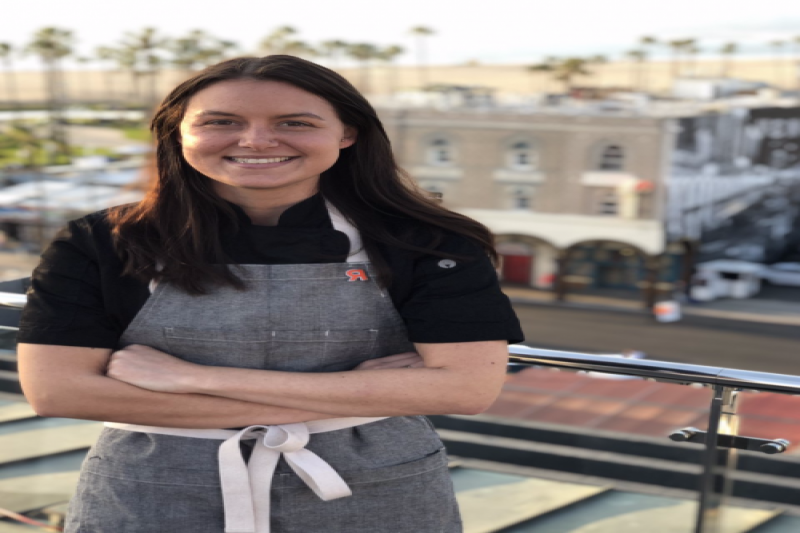 Hotel Erwin Appoints Ashley Truman Executive Chef