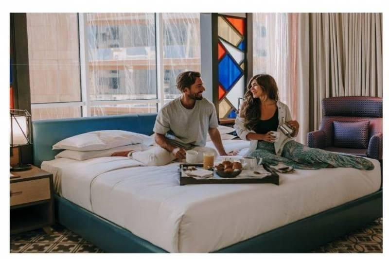 Romantic Getaway This Valentines Day With Andaz Dubai The Palm | Hozpitality