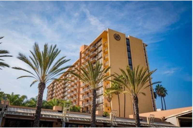 Sheraton Park Hotel Anaheim Challenges: Taconic Capital Takes Over