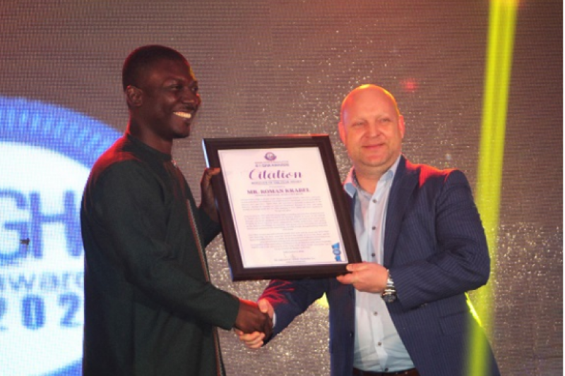 Accra City Hotel head named Hotelier of the Year