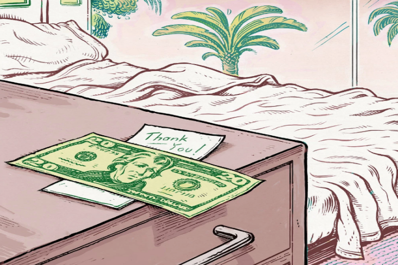 A Guide To Hotel Tipping