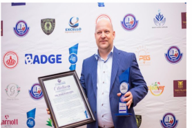 Accra City Hotel GM Named 'Hotelier Of The Year'