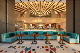 Eatery launched at Andaz Dubai The Palm