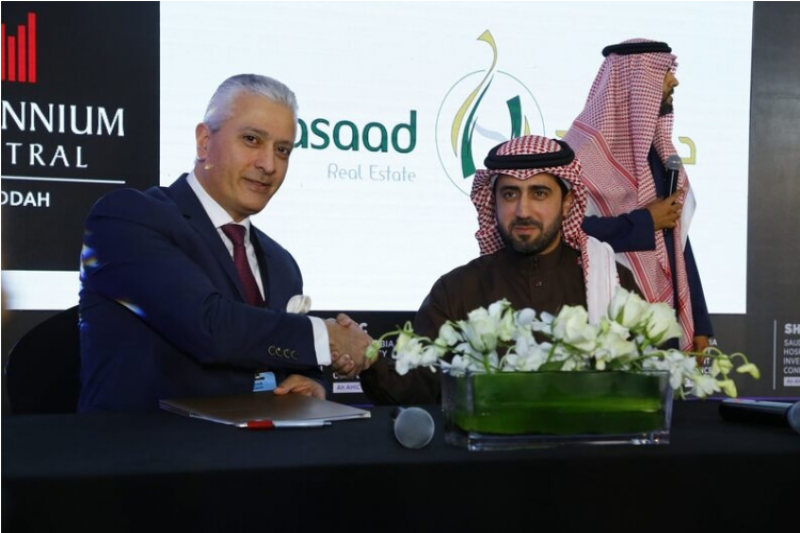 Millennium Hotels And Resorts To Operate Saudi'S Millennium Central Jeddah