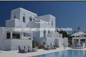 Greek Hotels Rated Best In The World By Travellers - Greek City Times
