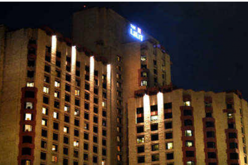 'Rs 1k Cr Foreign Assets Of Hotel Group Detected' - Times Of India