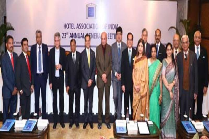 Odisha Hotelier J K Mohanty, CMD, Swosti Group Elected As Hony. Secretary Of The Hotel Association Of India - OdishaDiary