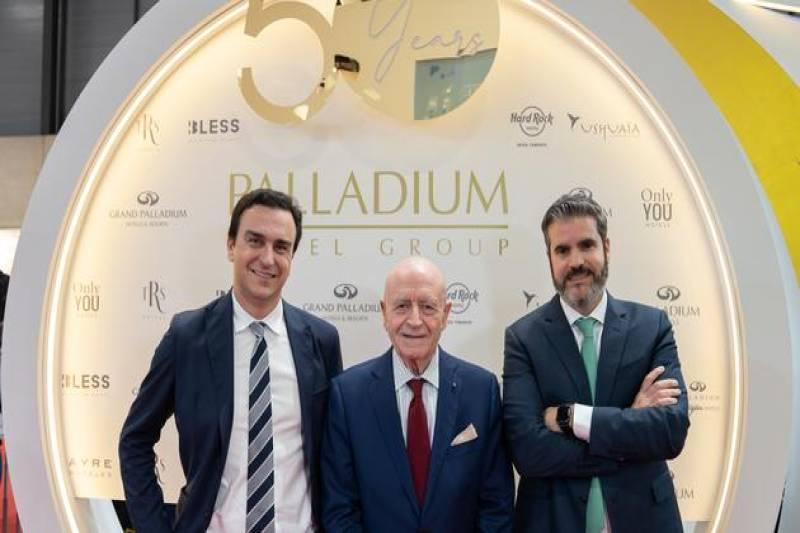 Palladium Hotel Group Celebrates 50th Anniversary