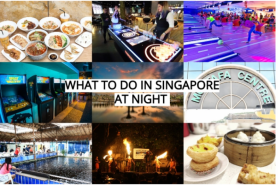 An Insomniac'S Guide To What You Can Do At Night In Singapore When You Can'T Fall Asleep