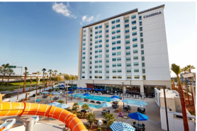 In Anaheim: PacSun HQ sells for $44 million; hotel with waterpark opens