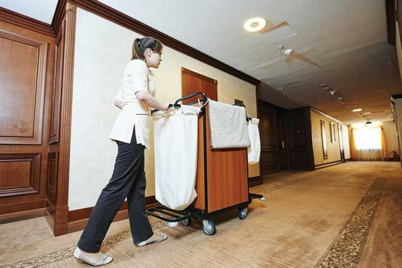 Washington L&I releases employer guidance on panic buttons for hotel workers