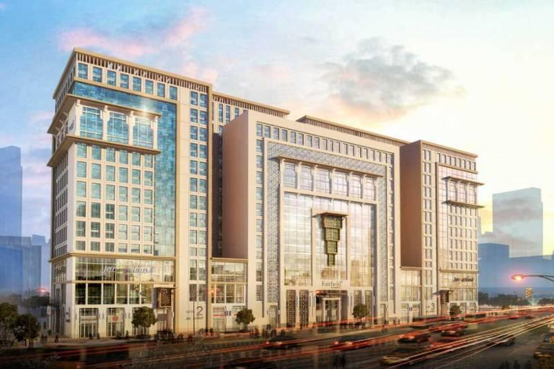 Marriott International Signs Landmark Deal To Open World'S Largest Fairfield By Marriott Hotel In Makkah
