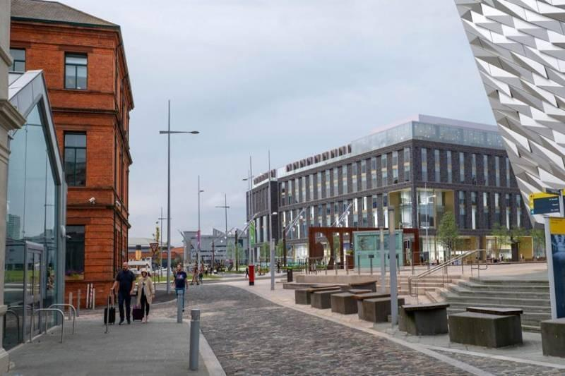 Belfast'S Titanic Quarter Set To Welcome 276-Room Hotel – Business Traveller