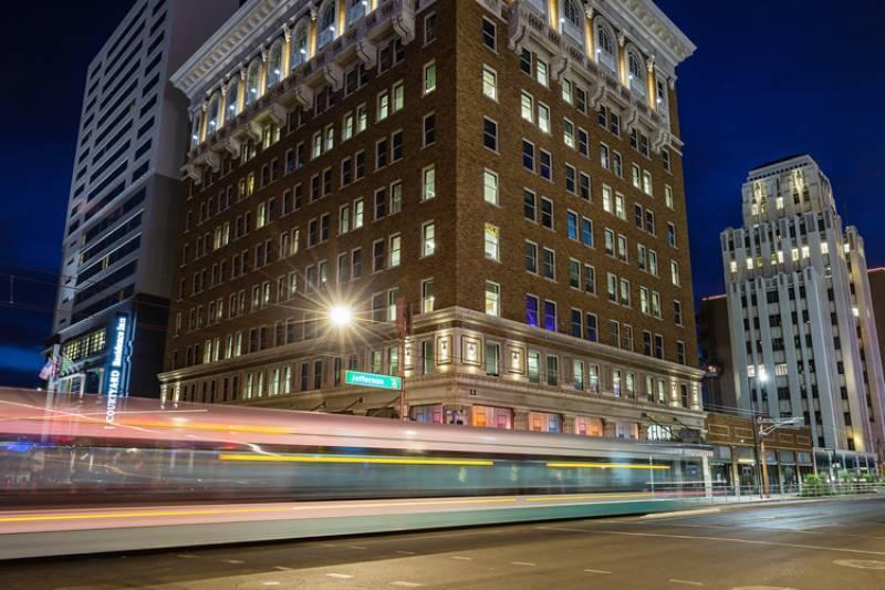 Historic Luhrs Building Sold, Will Become A Hotel
