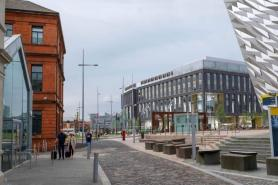 Belfast'S Titanic Quarter Set To Welcome 276-Room Hotel – Business Traveller