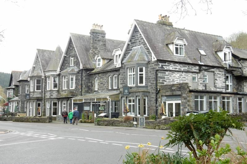 Hotel In Wales Sold After Six Years To Wedding Videographer