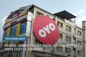 Sabre Announces New Deals With Two Hotel Giants