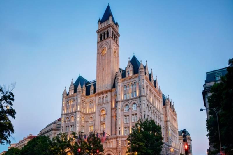 Hill Democrats quiz GSA chief about Trump hotel sale -- FCW