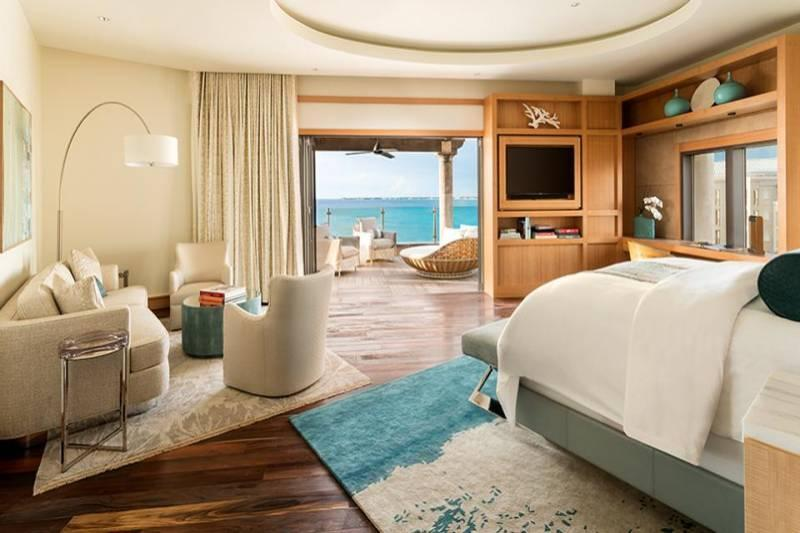 Peek Inside The Caribbean'S Largest Hotel Suite