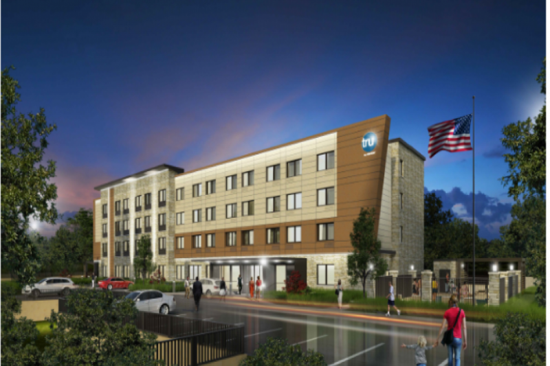 Tru By Hilton Breaks Ground On New Rockwall Hotel
