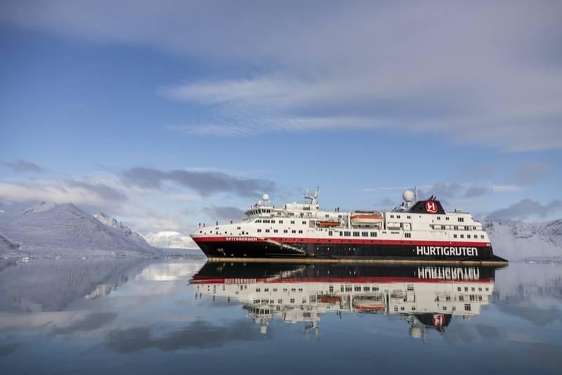 NRK'S Hurtigruten Slow TV Program Goes Live