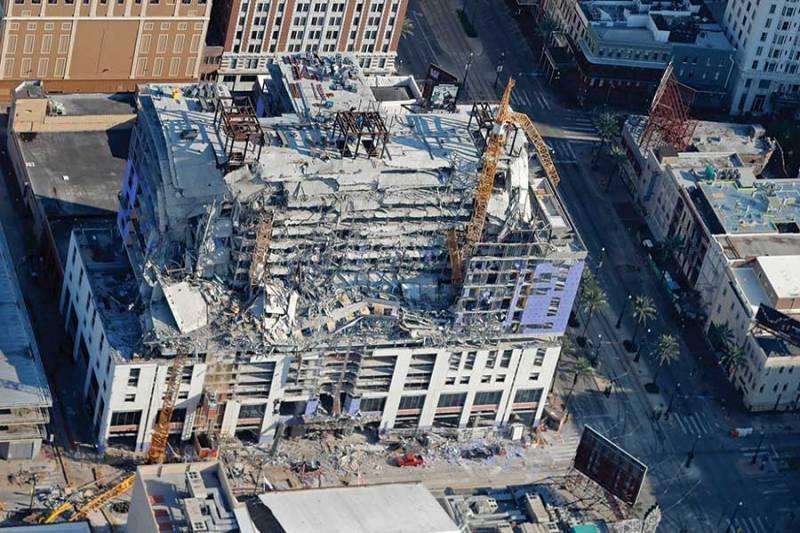 Hard Rock Hotel Collapse To Be Examined By New Orleans City Council