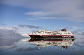 NRK'S Hurtigruten Slow TV Program Goes Live