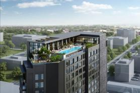 Virgin Hotels Nashville Sets May Opening Date In Music Row