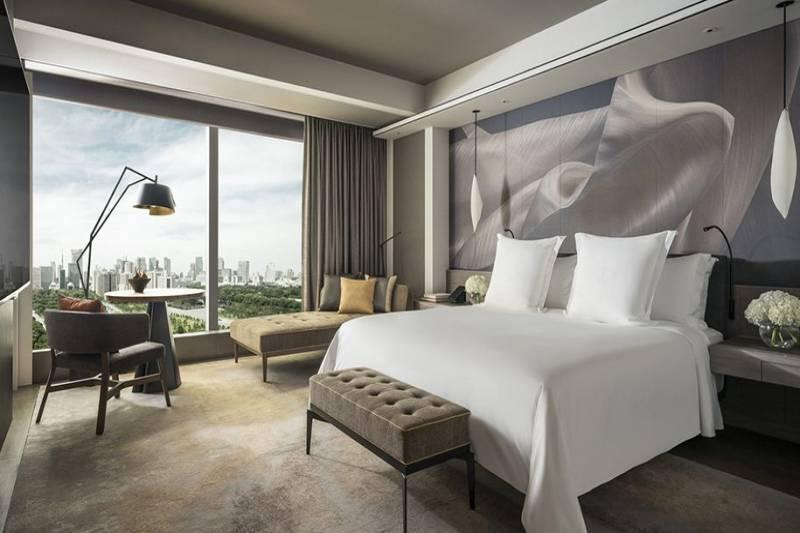 Four Seasons Hotel Tokyo At Otemachi Is Now Accepting Reservations