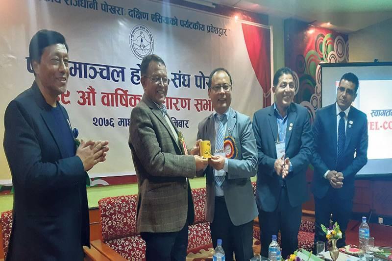 Pokhara Hoteliers Promote Gandaki Province Overseas