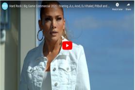 Jennifer Lopez, DJ Khaled Go On Wild Hotel Chase In Super Bowl Ad