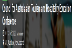 Council For Australasian Tourism And Hospitality Education Conference