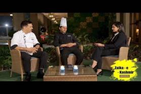 Zaika - e - Kashmir - A Kashmiri Food Festival at Eros Hotel Nehru Place New Delhi