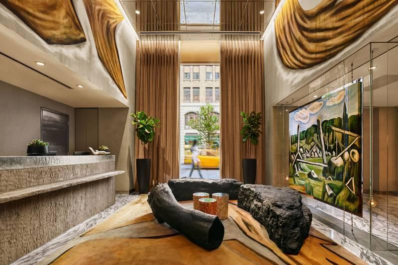 Hotel reopenings: New York's Mondrian Park Avenue restarts operations: Travel Weekly