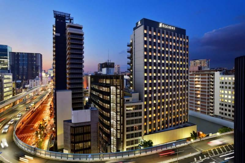 Hotel Elcient Osaka to Open in Sonezaki, Osaka, in Summer 2020 – Hospitality Net