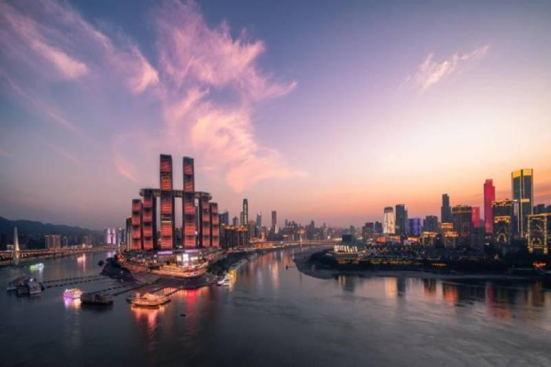 InterContinental Chongqing Raffles City Hotel Opens