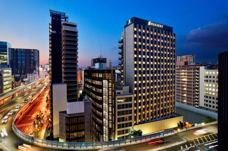 Hotel Elcient Osaka Opens in Sonezaki, Osaka