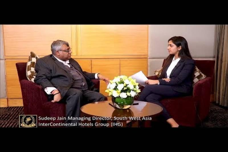 Sudeep Jain, MBA from Harvard Business School, MD, South West Asia InterContinental Hotels Group-IHG