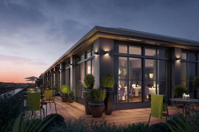 Riggs Washington DC to reopen on August 11th with a new rooftop space offering alfresco dining in Penn Quarter – Hospitality Net