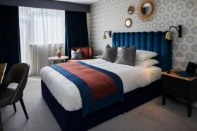 Queens Hotel & Spa reopens as part of Mercure brand after 1920's inspired redesign