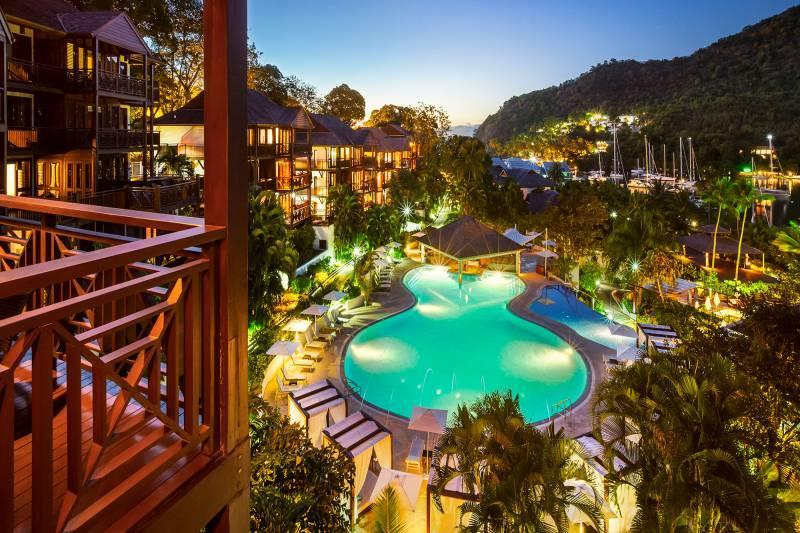Marigot Bay Resort and Marina to reopen with a new guest program: Travel Weekly