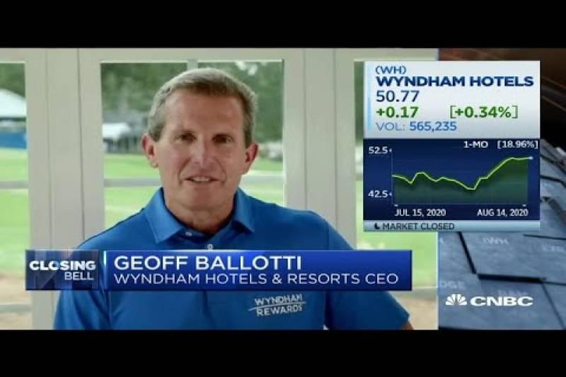Wyndham Hotels & Resorts CEO on surge in bookings