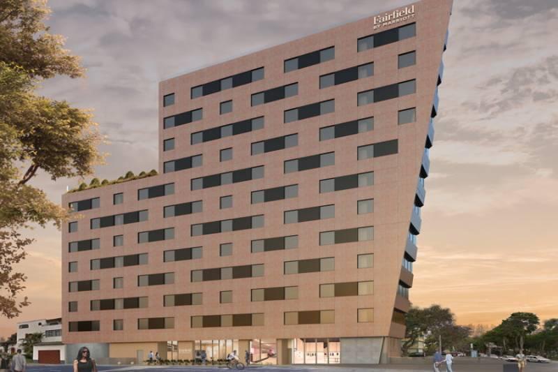First Fairfield Inn by Marriott Opens in Peru