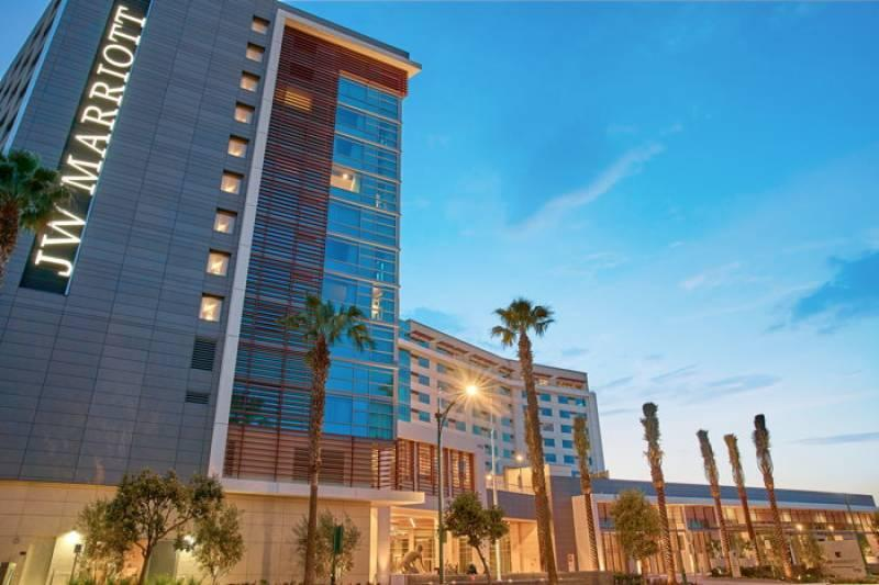JW Marriott Anaheim Resort Opens