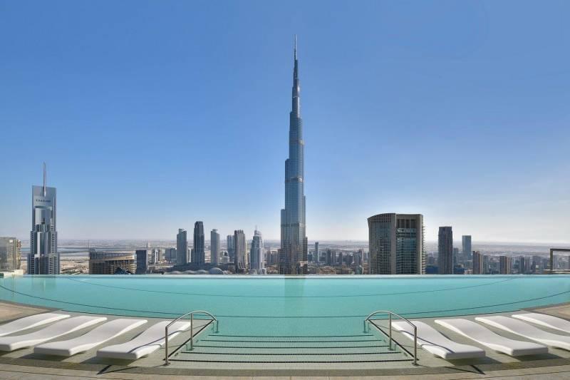 The 17 most spectacular pools in Dubai, Abu Dhabi, Ras Al Khaimah and Fujairah