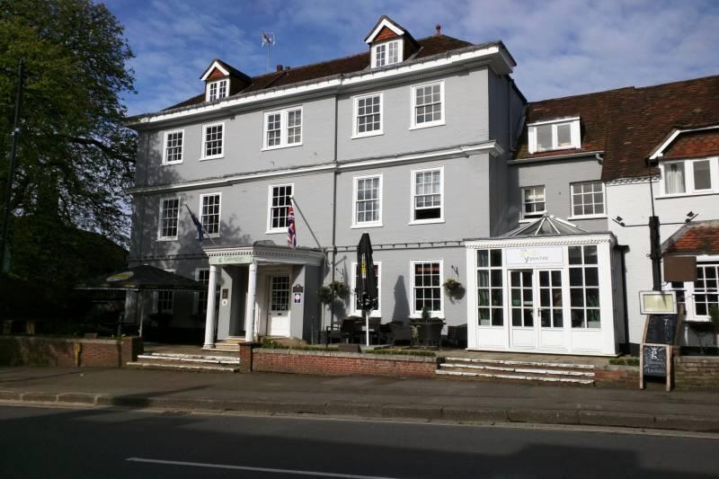 Site of Georgian Hotel in Surrey to go to auction for £4.5m