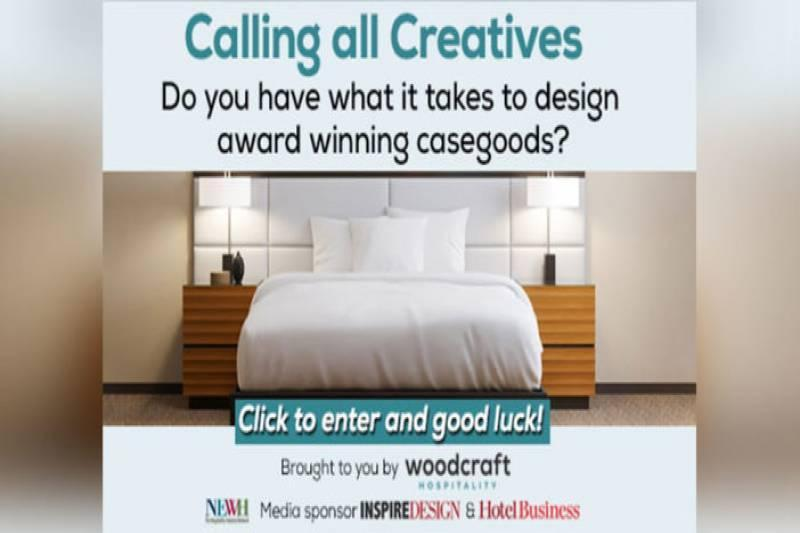 Woodcraft Hospitality Launches Interior Design Contest | Hotel Business