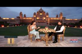 The  best hotel in the world  -  Umaid Bhavan - presidential suites - review with Leeza Mangaldas