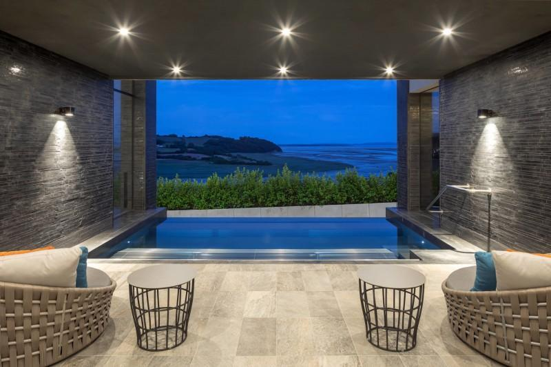 EXCLUSIVE: Luxury Lodges opens £7.5m new spa at Welsh resort amid staycation demand